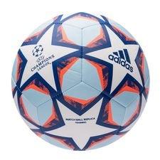 adidas Fotboll Champions League 2020 Training - Vit/Blå/Orange