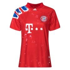 Bayern München Fotbollströja Human Race x Pharrell 2020 Dam LIMITED EDITION