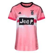 Juventus Fotbollströja Human Race x Pharrell 2020 Dam LIMITED EDITION