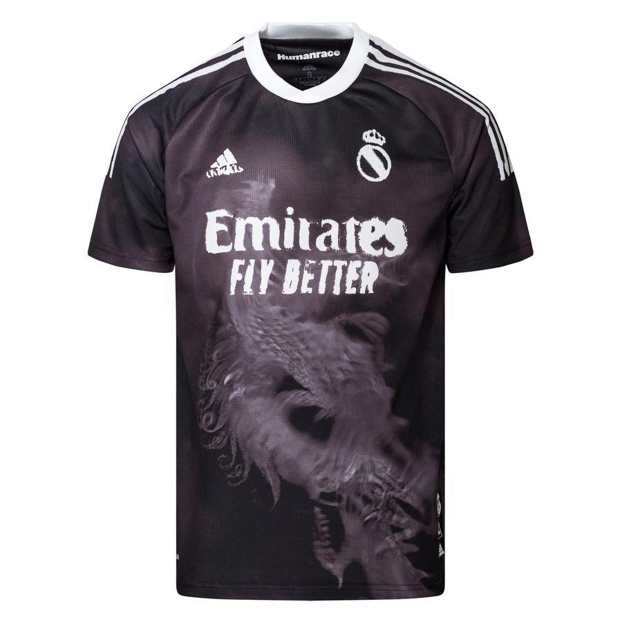 Real Madrid Spillertrøje Human Race x Pharrell 2020 Børn LIMITED EDITION