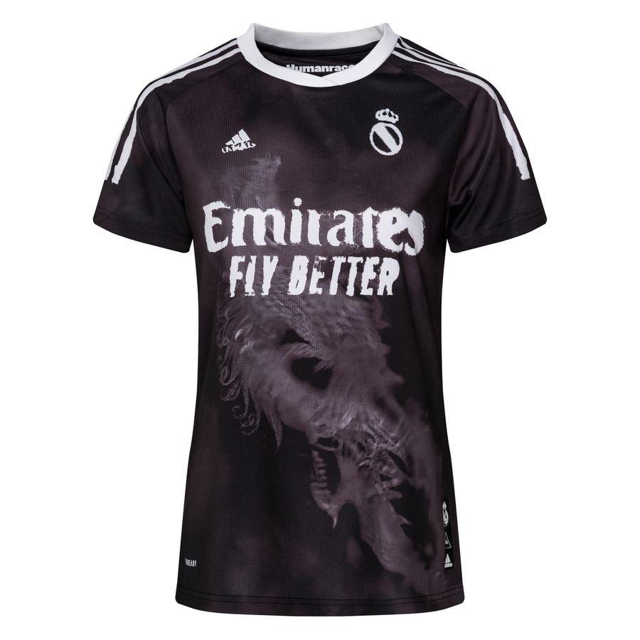 Real Madrid Spillertrøje Human Race x Pharrell 2020 Kvinde LIMITED EDITION