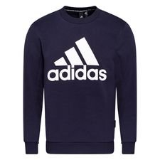 adidas Sweatshirt Crew Must Haves - Legend Ink/Weiß