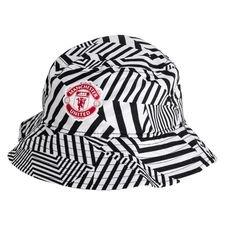 Manchester United Bucket Hat - Vit/Svart/Röd