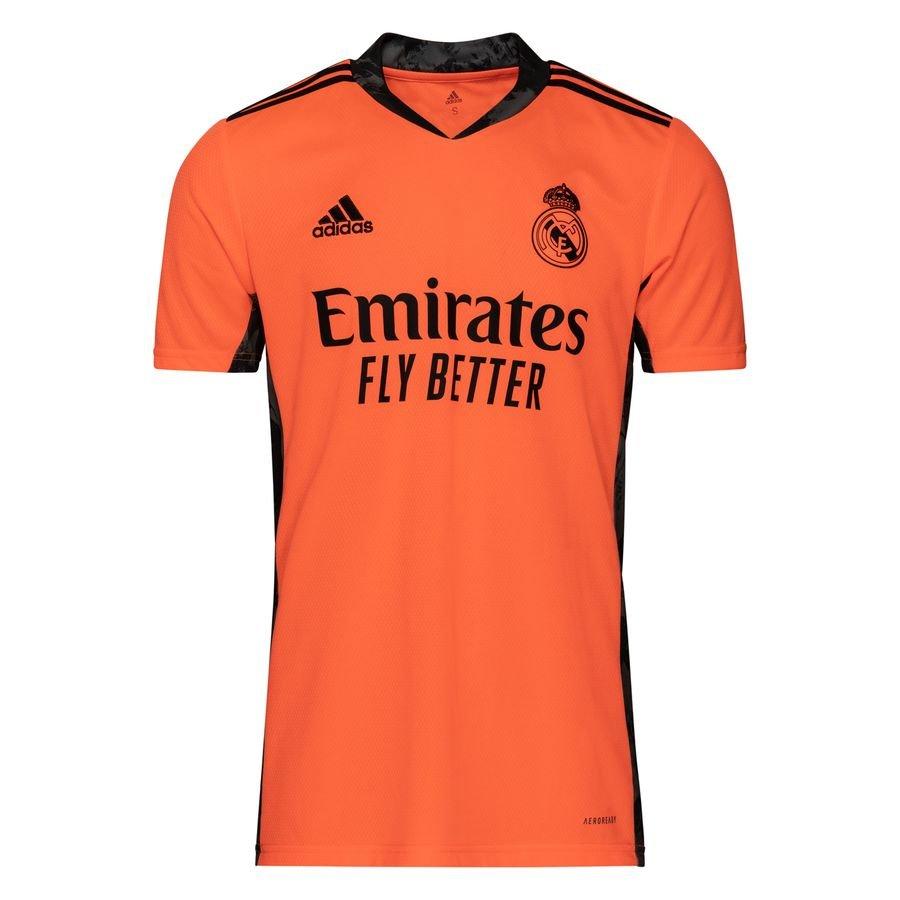 Real Madrid Målmandstrøje Udebane 2020/21