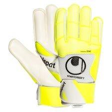 Uhlsport Keepershandschoenen Pure Alliance Starter Soft - Wit/Fluo Yellow/Zwart