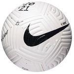 Nike Jalkapallo Flight - Valkoinen/Musta