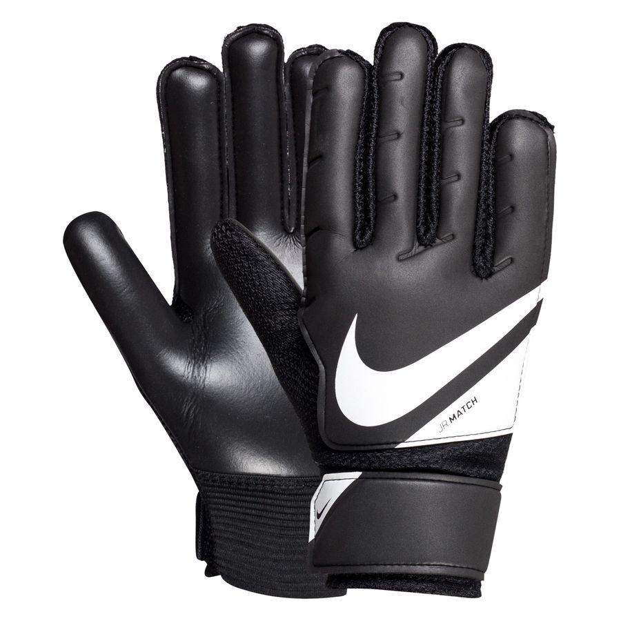 Nike Keepershandschoenen Match - Zwart/Wit Kinderen