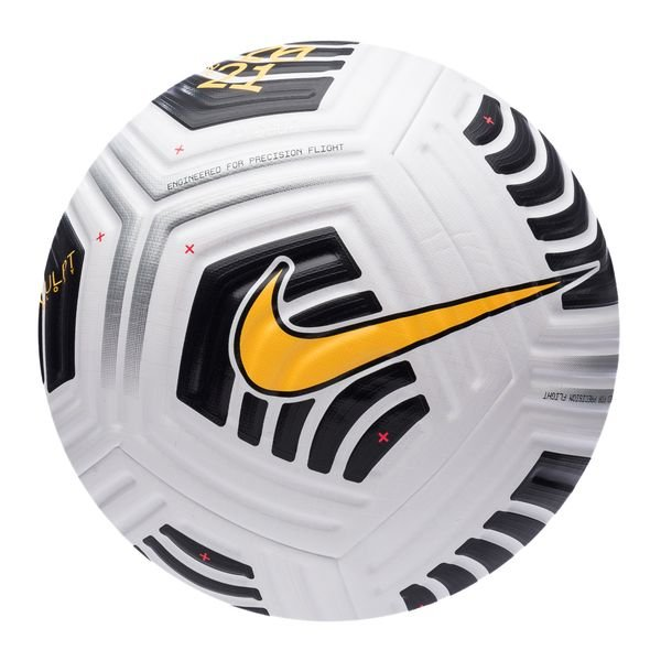 Nike Fotball Flight HvitSortOransje   unisportstore.no