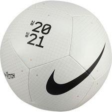 Nike Fußball Pitch - Weiß/Schwarz