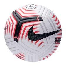 Nike Fotboll Flight Premier League - Vit/Rosa/Svart