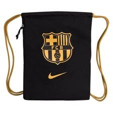 Barcelona Gymnastikpåse Stadium - Svart/Guld