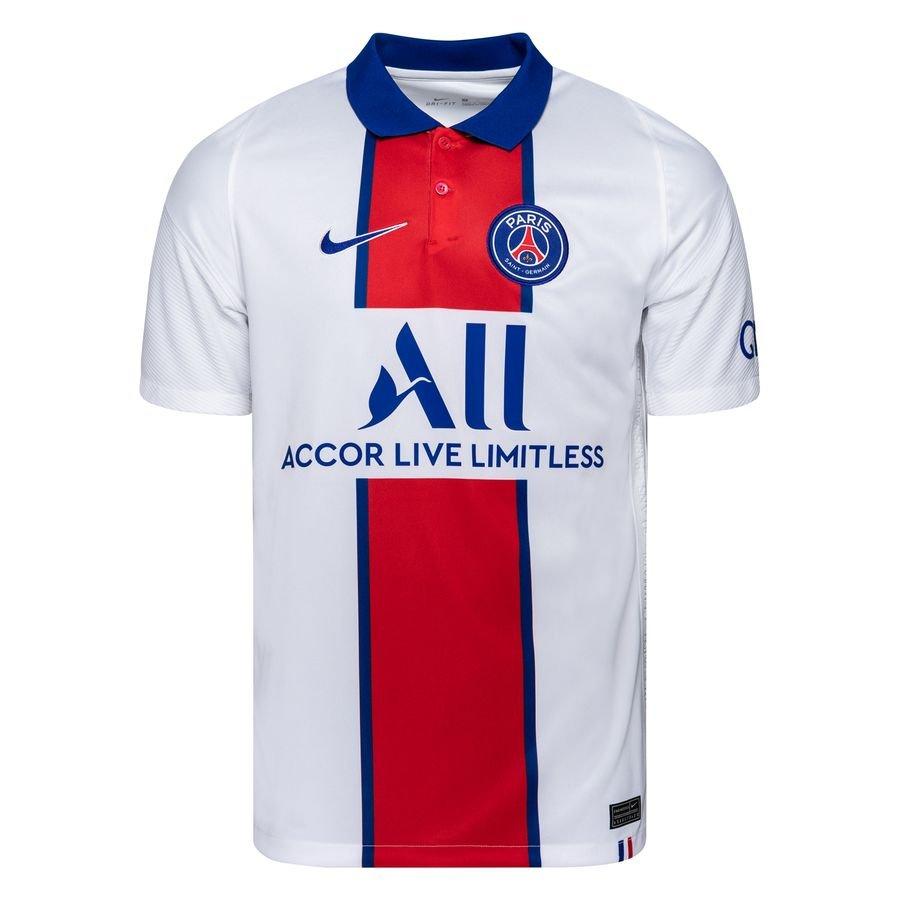 Paris Saint Germain Away Shirt 2020 21 Www Unisportstore Com
