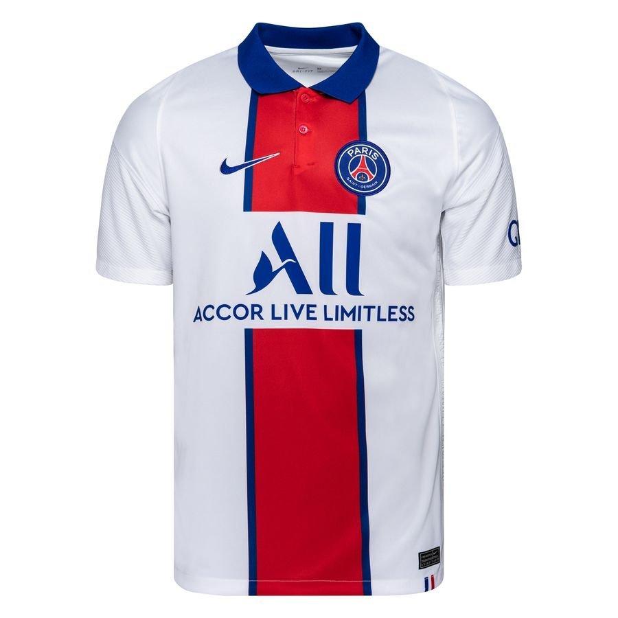 Paris Saint-Germain Udebanetrøje 2020/21 Børn