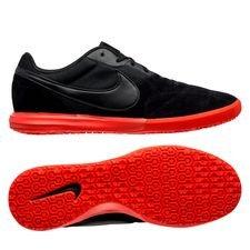 Nike Premier II Sala IC - Sort/Rød