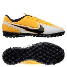 Nike Mercurial Vapor 13 Academy TF Daybreak - Orange/Sort/Hvid Børn