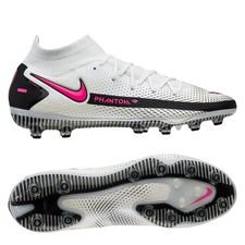 Nike Phantom GT Elite DF AG-PRO - Hvid/Pink/Sort