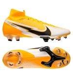 Nike Mercurial Superfly 7 Elite FG Daybreak - Oranssi/Musta/Valkoinen