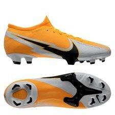 Nike Mercurial Vapor 13 Pro FG - Orange/Sort/Hvid