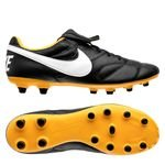 Nike Premier II FG Skinn Tech Craft - Sort/Hvit/Gull