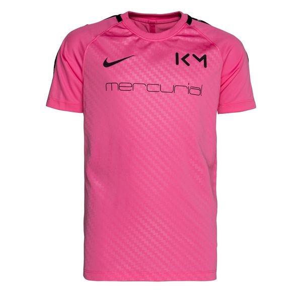 Nike Training T-Shirt Dry Mbappé Rosa