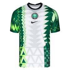 Nigeria Hjemmebanetrøje 2021/22
