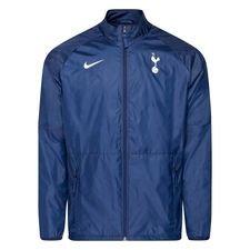 Tottenham Jacka Academy Repel Dry - Navy/Vit