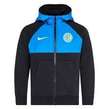 Inter Sweatshirt NSW Hybrid - Svart/Blå/Gul Barn