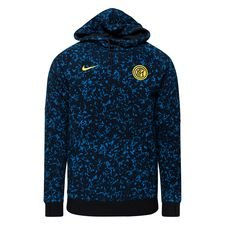 Inter Fleece Luvtröja - Svart/Gul