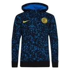Inter Fleece Luvtröja - Svart/Gul Barn