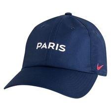 Paris Saint-Germain Keps H86 Dry - Navy/Röd/Vit
