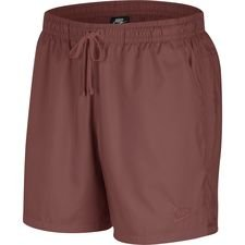 Nike Shorts NSW Woven Flow - Claystone Red