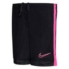 Nike Shorts Dry Academy Mbappé Rosa - Schwarz/Pink Kinder