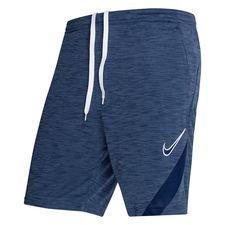 Nike Fußball Shorts Dry Academy KZ - Blau/Heather/Weiß Kinder