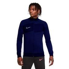 Nike Track Jacke I96 Academy - Blau/Heather/Weiß