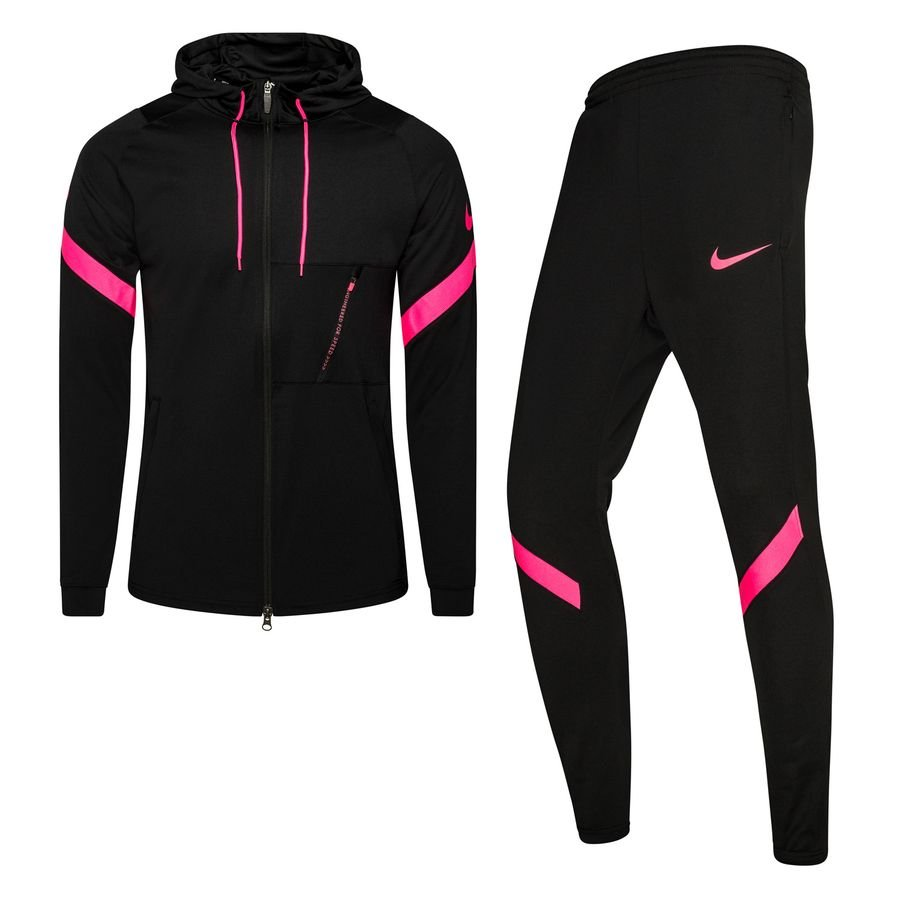 Nike Træningsdragt Strike Dry HD - Sort/Pink thumbnail