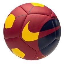 Barcelona Fotboll Futsal Maestro - Bordeaux/Blå/Gul