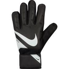 Nike Torwarthandschuhe Match Black X Chile Red - Schwarz/Weiß