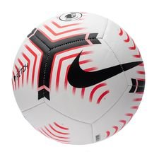 Nike Fotboll Pitch Premier League - Vit/Rosa/Svart