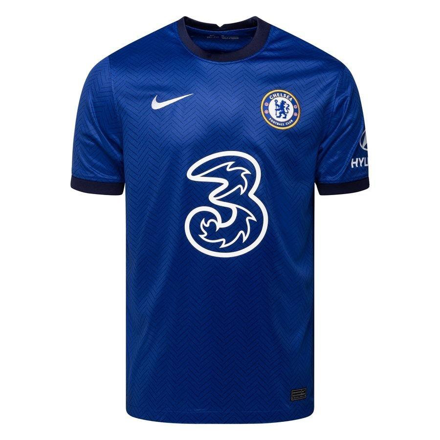 Chelsea Hjemmebanetrøje 2020/21 Børn