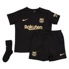 Barcelona Bortatröja 2020/21 Mini-Kit Barn
