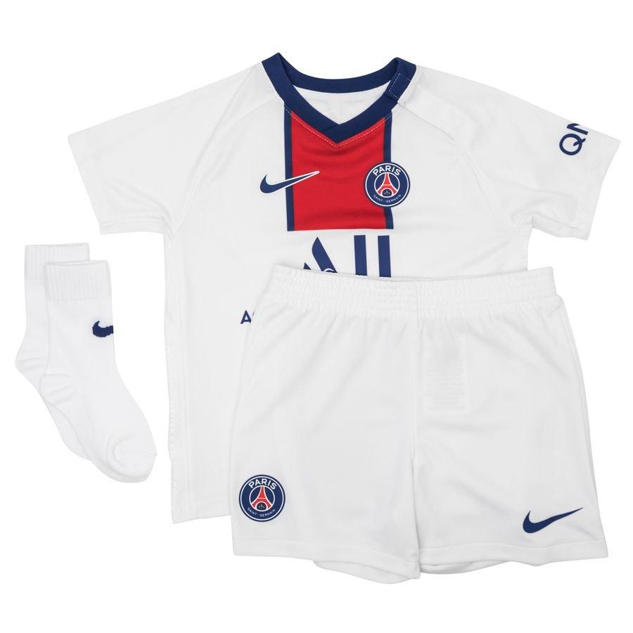 Nike Paris Saint-Germain Udebanetrøje 2020/21 Baby-Kit Børn
