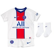 Paris Saint-Germain Bortatröja 2020/21 Mini-Kit Barn