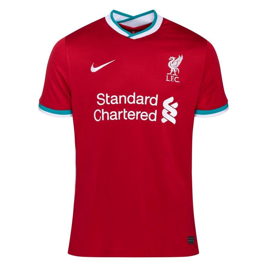Liverpool Hjemmebanetrøje 2020/21