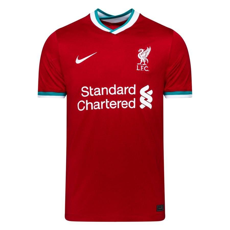 Liverpool Hjemmebanetrøje 2020/21 Børn