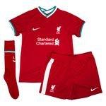Liverpool Maillot Domicile 2020/21 Mini-Kit Enfant