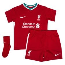 Liverpool Hemmatröja 2020/21 Mini-Kit Barn