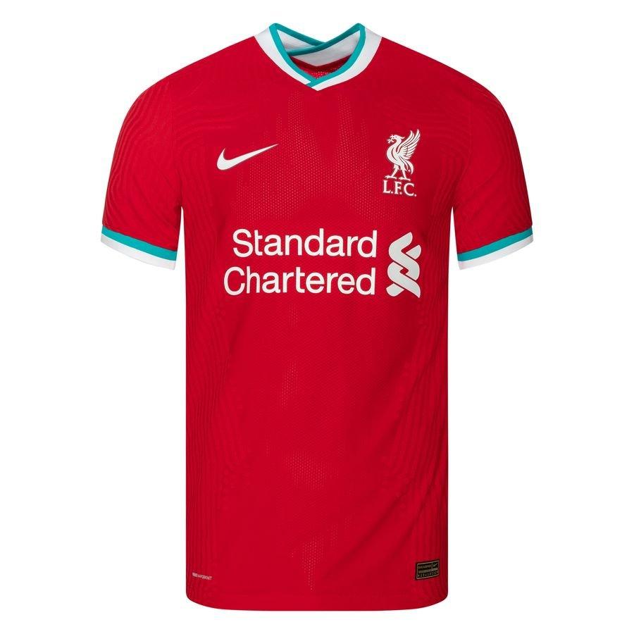 Liverpool Hjemmebanetrøje 2020/21 Vapor