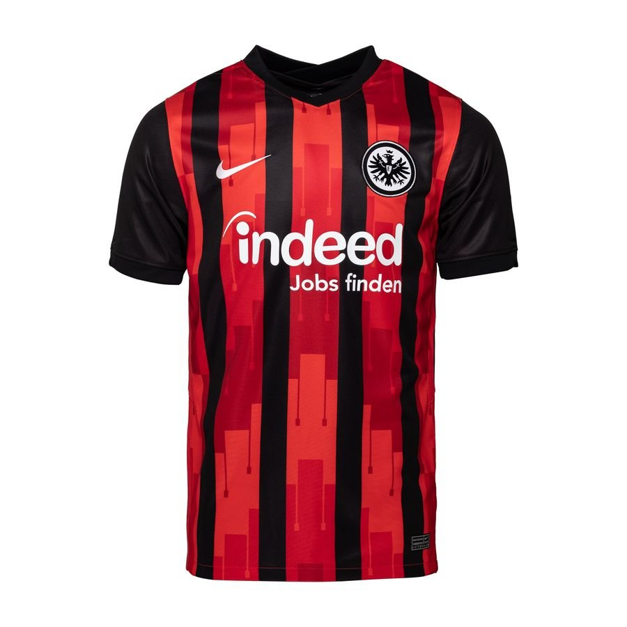 Eintracht Frankfurt Hjemmebanetrøje 2020/21