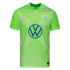 Wolfsburg Hemmatröja 2020/21 Barn