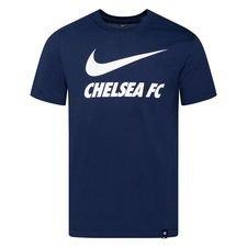 Chelsea T-Shirt Training Ground - Navy